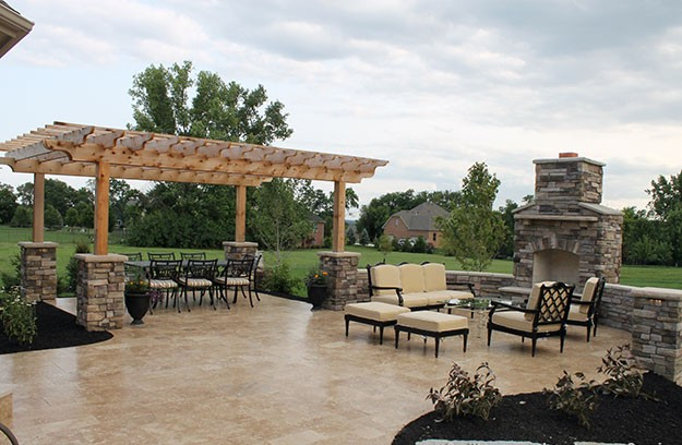 Walnut Patio