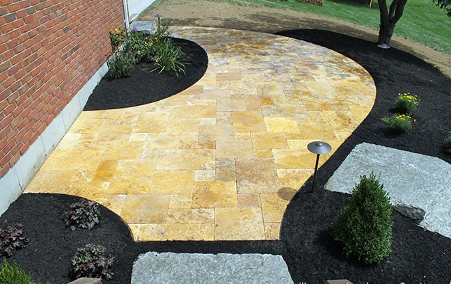 Gold Patio