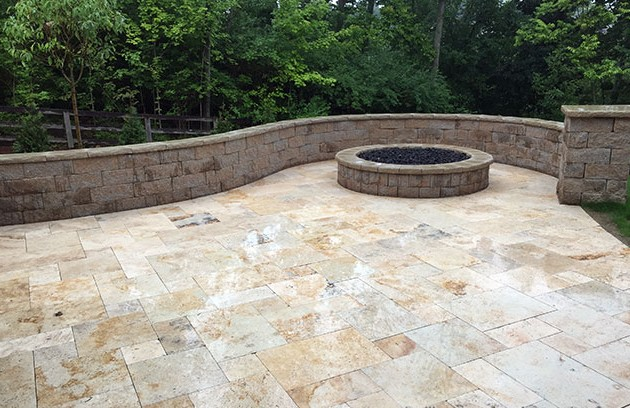 Tuscany Travertine Patio